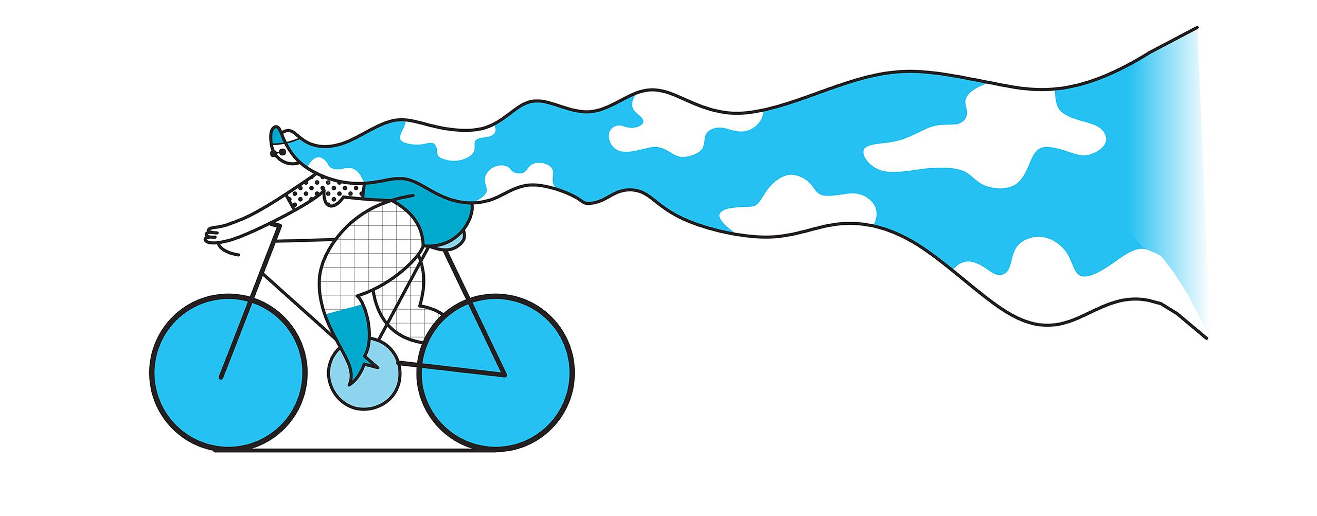 Illustrazione Lungarno Luchadora